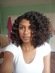 12 -heat hair curls