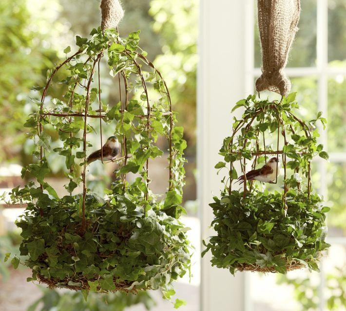 Outdoor Decorative Bird Cages