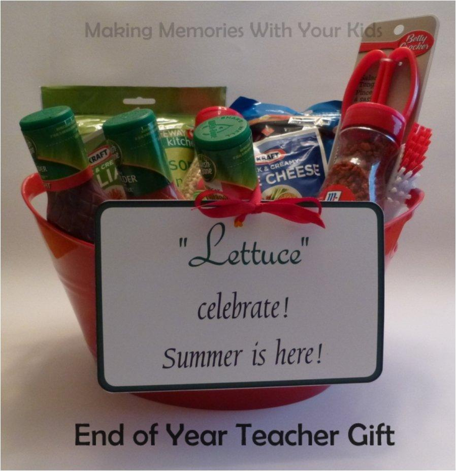 18 DIY End Of The Year Gifts For Your Elementary School