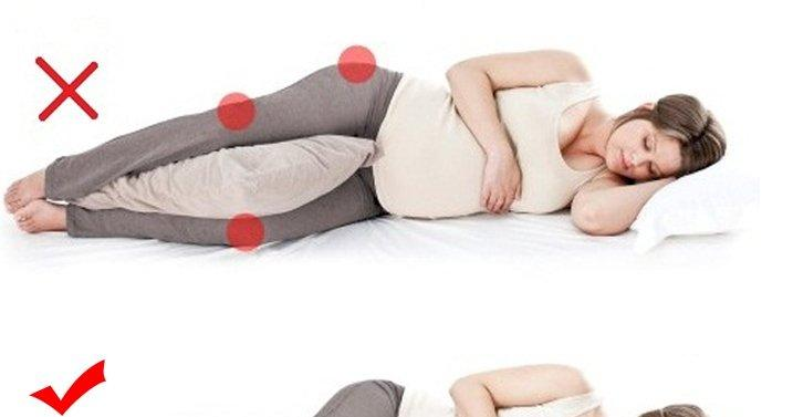 What's the Proper Sleeping Position If You Are Pregnant?