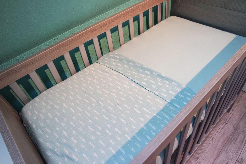 Mamablogger  Hoe maak je een babybedje op