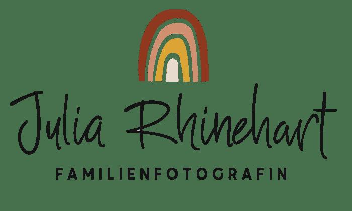 Julia Rhinehart Familienfotografin Logo