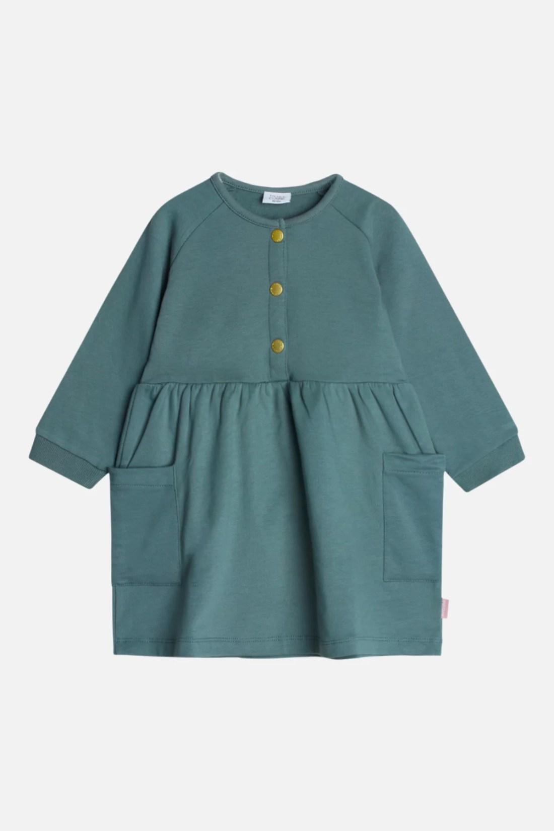 Schlichtes Kleid von Hust & Claire in Grün