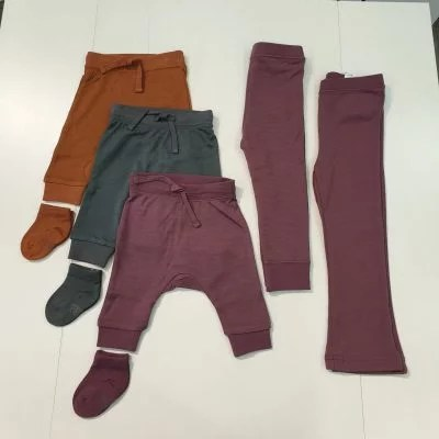 Outfit Socken Bambushose