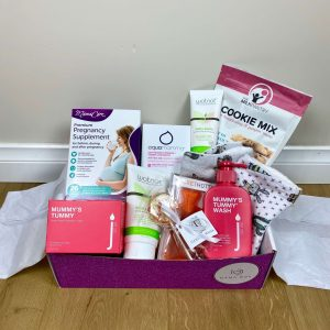 Premium Mama Shower Gift Box