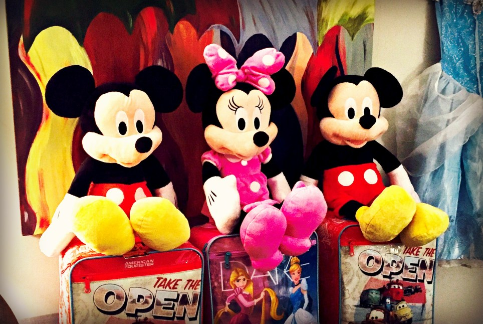 Mouse Travels - Disney