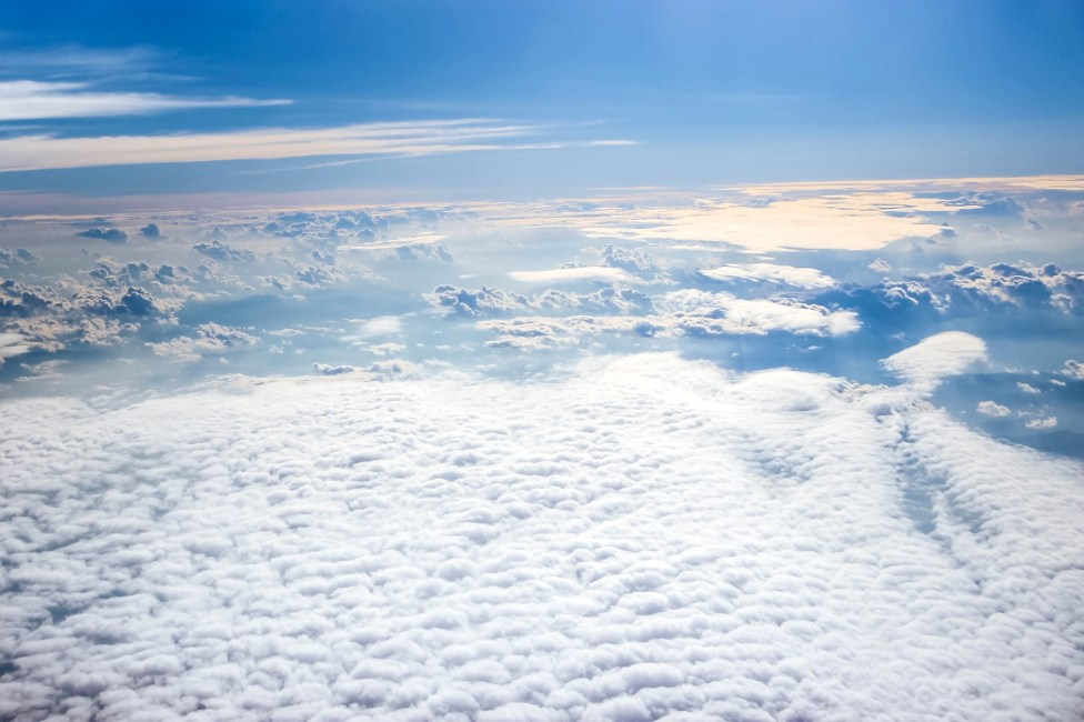cirrocumulous - clouds