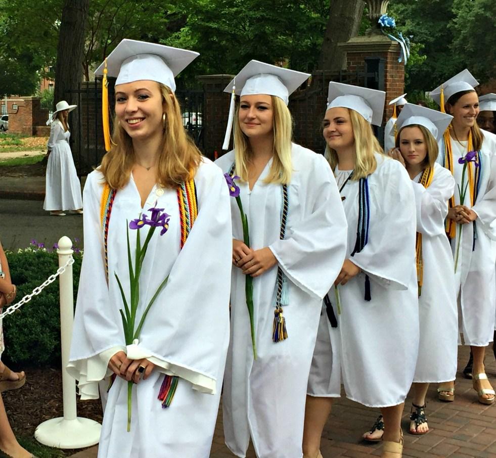 Bonny Graduate - May Busyness