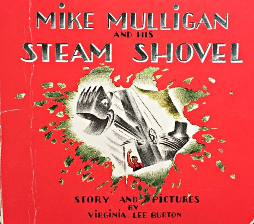 Mike Mulligan and His Steam Shovel book