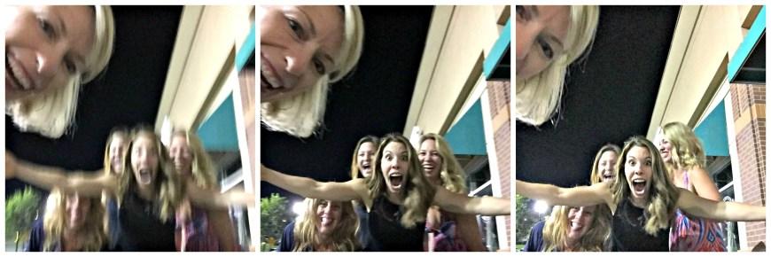 girls night out - blog anniversary