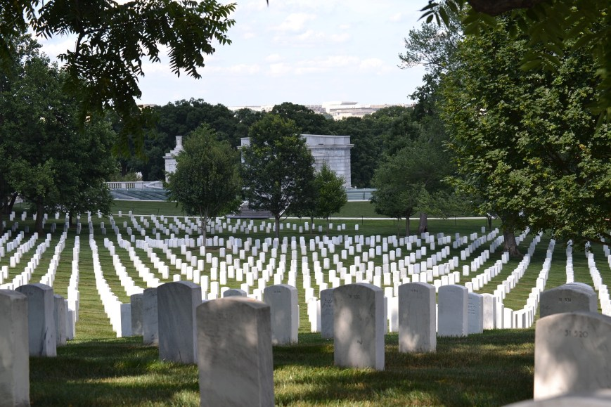 Arlington National Cemetary - Veteran