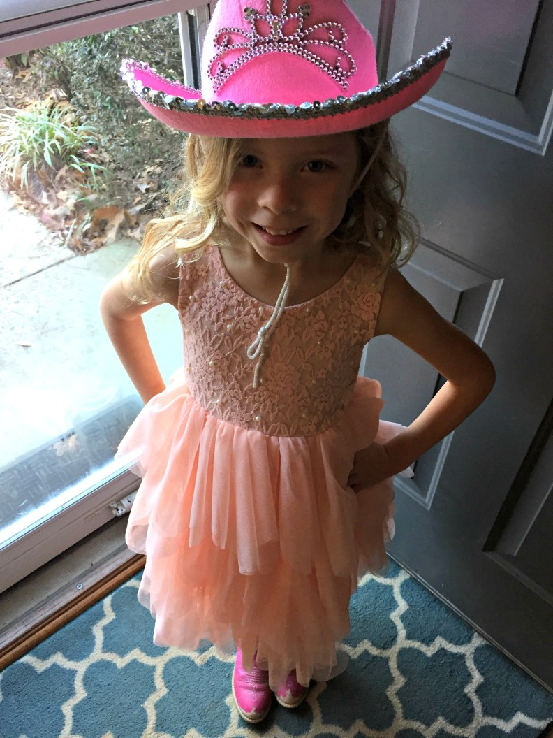 Ready for the Father Daughter Dance