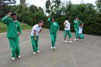 Taller de prevención de la violencia de género realizado en Guayatá (Boyacá)