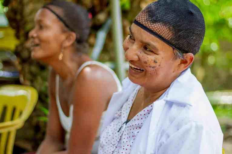 Mujeres constructoras de paz en los Montes de María