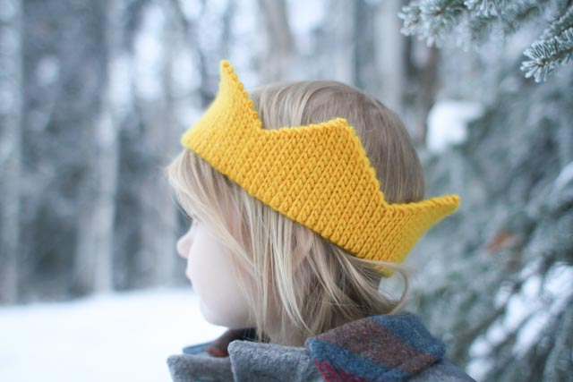 Free Crochet Crown Pattern Mamachee