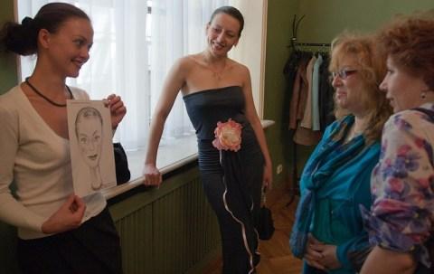 Ladies party Kochubey