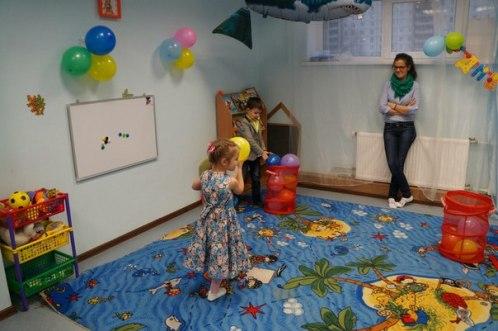 день рождения в детском центре Бармалейкин