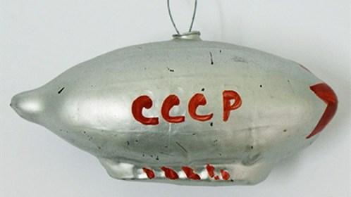 История как елочка стала советской