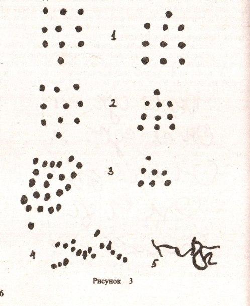 тест готовности ребенка к школе копировать точки