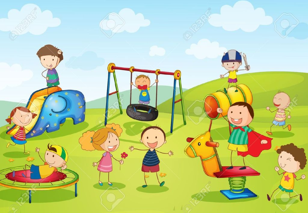 Locul de joacă este al tuturor copiilor, nu al unuia singur