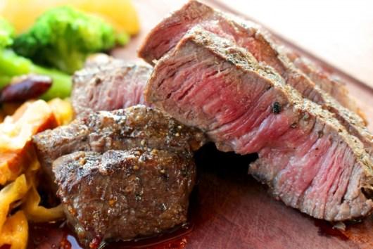 お肉は筋肉を作ります