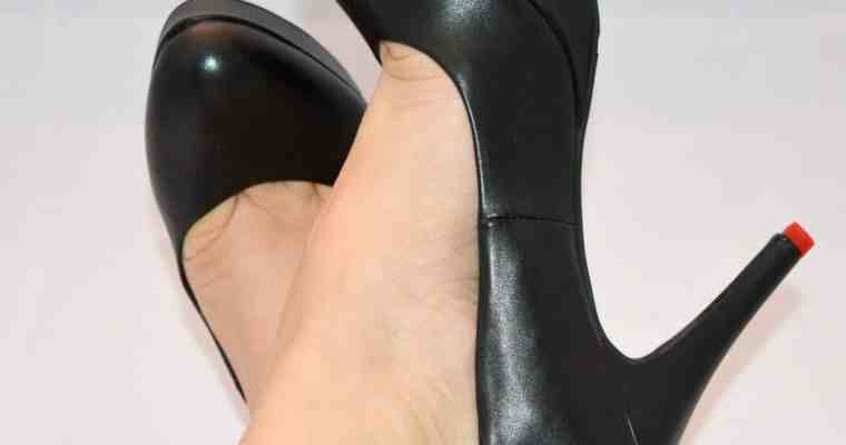 Shh-oes, the quiet heels!   #fashion