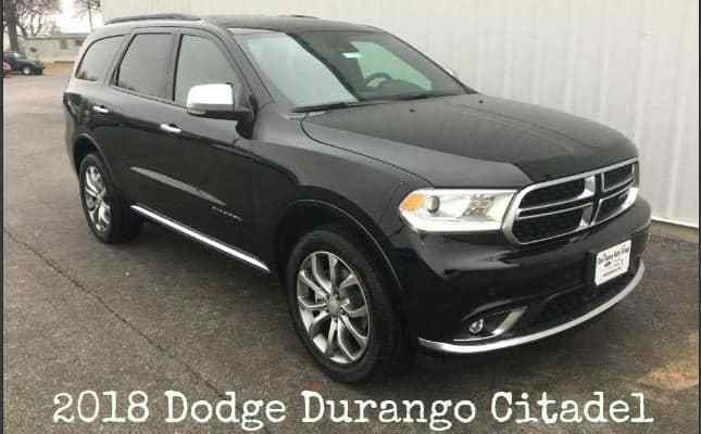 Durango; why it's not your average SUV
