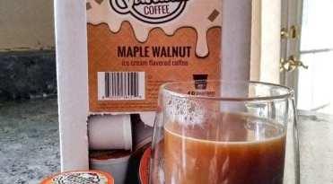 Maple Walnut Coffee
