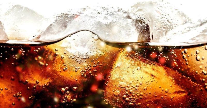 flavored soda