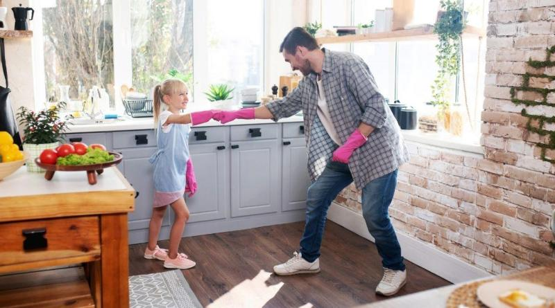 Tips for Keeping Your Busy Home Clean