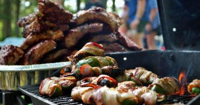 Hosting an Incredible Backyard Cookout