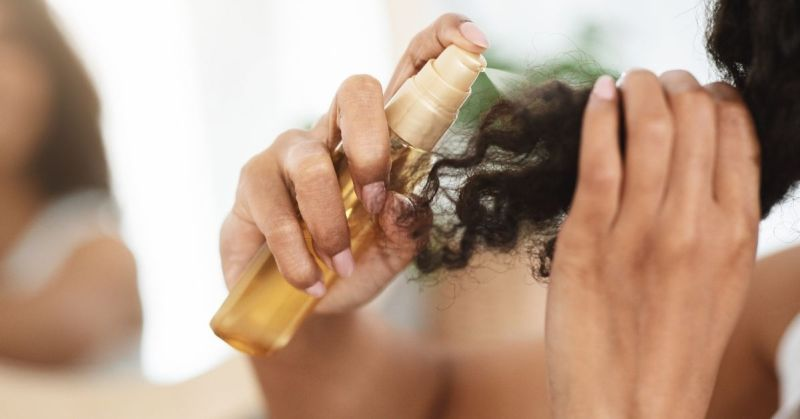 Dry Hair During Seasonal Change