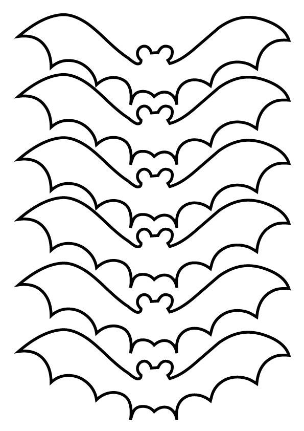 Картинки за изрязване на тема Хелоуин