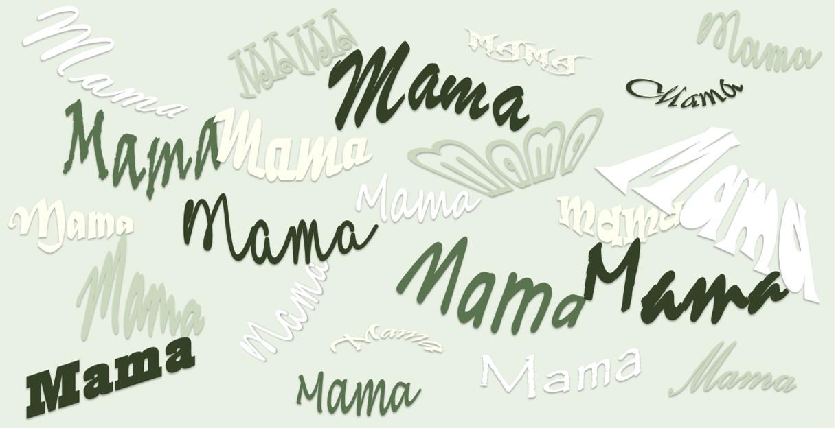Mama, mama, mama, mama, mamaaaaaaa!