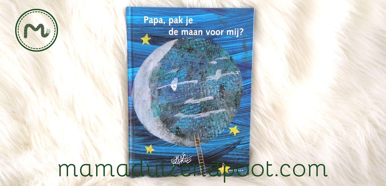 papa pak je de maan voor mij