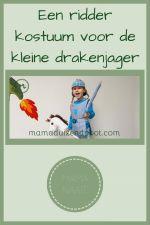 Pinterest - Een ridder kostuum voor de kleine drakenjager