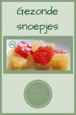 Pinterest - gezonde snoepjes