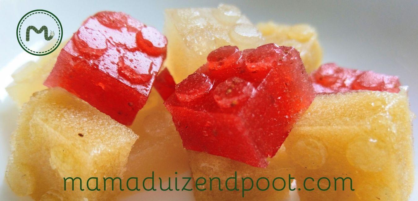 gezonde snoepjes