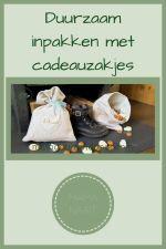 Pinterest - cadeauzakjes