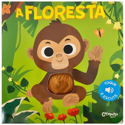 livro amigos da floresta