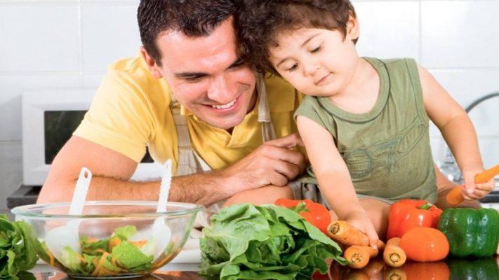 passos para melhorar a alimentação dos filhos