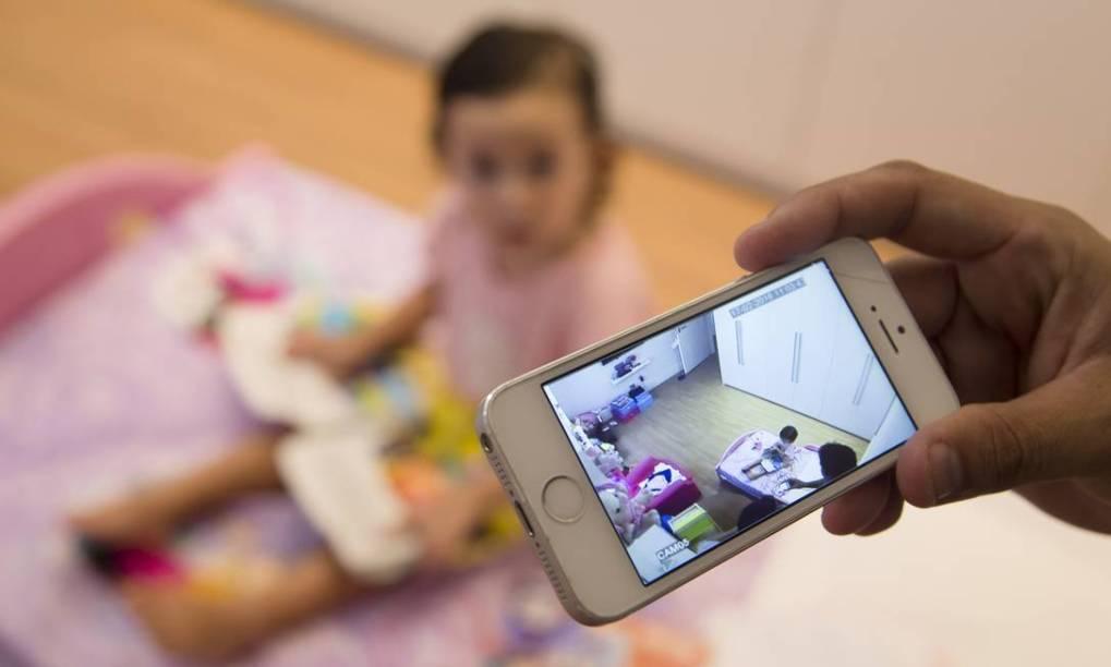 babá eletronica invadida por hackers
