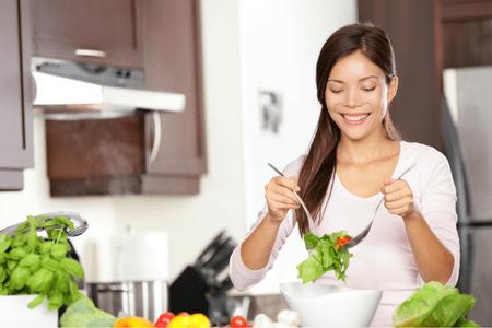boa alimentação antes gravidez