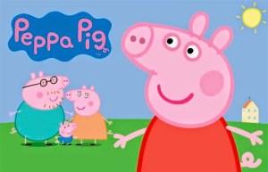 Peppa Pig - Serie de TV - PORTADA