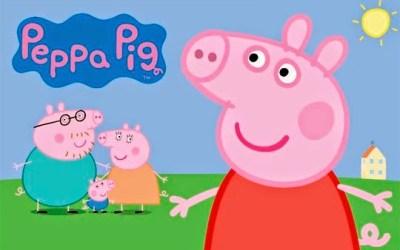 Aprendiendo crianza respetuosa con Pepa Pig