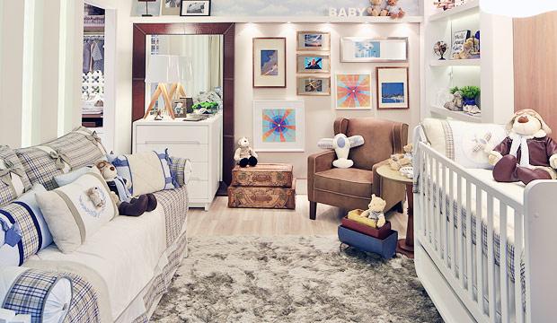 Decoração: Que cor usar no quarto do bebê?