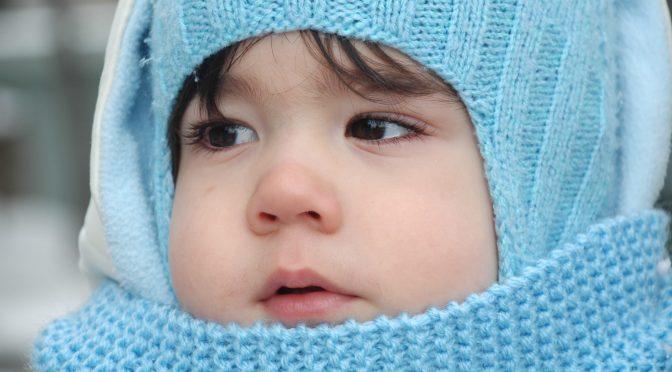 Frio aumenta alergias respiratórias nas crianças