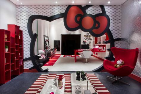 Casa Cor São Paulo/Hello Kitty