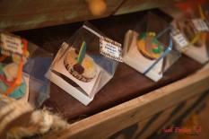 Lembrancinhas personalizadas nas caixinhas