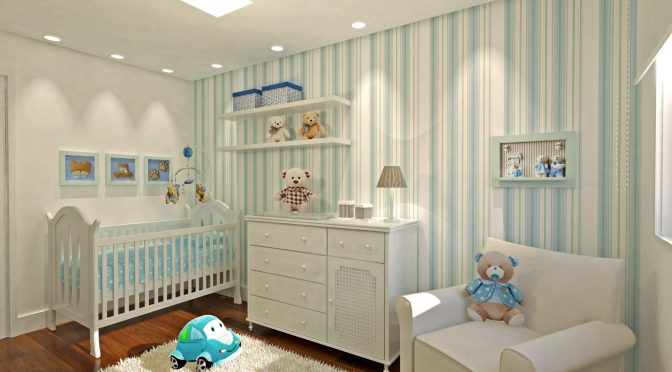 """5 temas """"coringas"""" para decorar o quarto de bebê (Bambole Store)"""